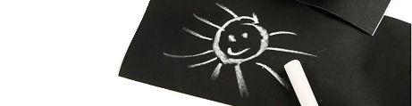 Blackboard foil
